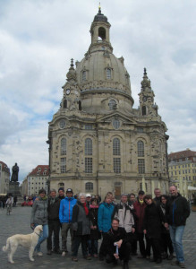 Guide in Dresden, Germany and Europe.