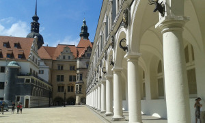 Stadtrung in Dresden: Der Stallhof