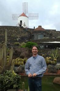 Reiseleitung auf den Kanarischen Inseln. Björn Jansen - www.reisenundsprachen.de