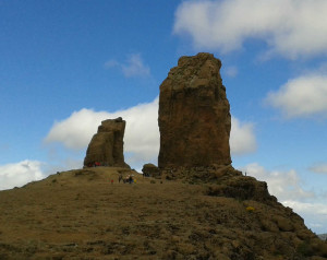 Roque Nublo - das Wahrzeichen von Gran Canaria