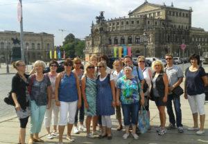 Reiseleitung in Dresden