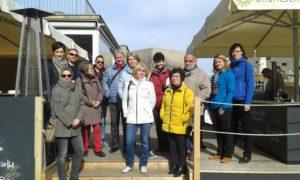 Stadtführung in Dresden Visita guiada en Dresde Guided tour in Dresden